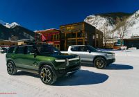 Rivian Vs Tesla Truck Lovely Rivian Reveals Price Release Dates for the R1t and R1s