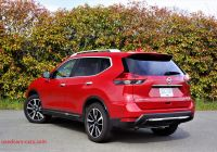 Rogue Car Awesome 2017 Nissan Rogue Sl Platinum Awd the Car Magazine