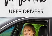Safety Tips for Women Drivers Beautiful Female Uber Drivers Safety Tips for Women Rideshare Drivers