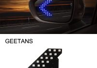 Sale Cars at Smd Lovely 4 Pcs Lots 33 Smd Led Arrow Panels Car Side Mirror Dc 12v Turn