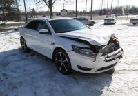 Salvage Title Cars for Sale Near Me Lovely Damaged ford Taurus Car for Sale and Auction