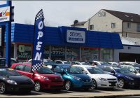 Second Hand Car Dealers Near Me New Seidel Used Cars — Quality Used Cars with Great Financing
