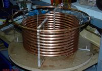 Singing Tesla Coil New Busbar and Primary Circuit Design for Tesla Coils and