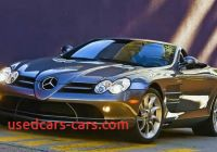 Slr Mercedes Price when New Beautiful Used 2009 Mercedes Benz Slr Mclaren Prices Reviews and