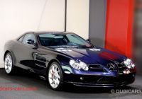 Slr Mercedes Price when New Best Of Mercedes Benz Slr Mclaren for Sale Aed 1300000 Blue 2006