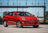 Small Used Cars for Sale New 2016 Hyundai Elantra Adds New Value Edition Autoguide News
