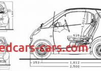 Smart Car Dimensions Lovely Dimensions Of Smart Car Intoautos Com Image Results