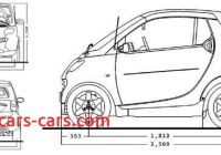 Smart Car Dimensions Unique Smart fortwo Dimensions 2017 Ototrends Net