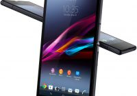 Sony Xperia Z Awesome sony Xperia Z Ultra Waterproof with Specs to Dominate