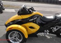 Spyder Bike Elegant 000161 Can Am Spyder Used Motorcycle for Sale Youtube