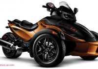 Spyder Bike Lovely Motorcycle Pictures Can Am Spyder Rs S 2011