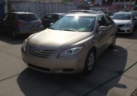 Staten island Used Cars Fresh Used 2007 toyota Camry $7 890 00