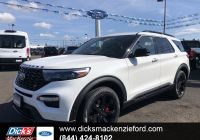 Status Of 2020 ford Bronco Luxury New 2020 ford Explorer St 4wd with Navigation & 4wd