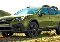 Subar Awesome 2020 Subaru Outback forester Unveiling and First Drive