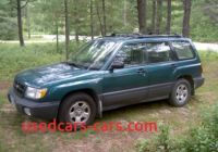 Subaru forester 1999 Beautiful Autosleek 1999 Subaru forester Overheating Radiator