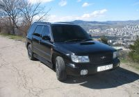 Subaru forester 1999 Inspirational 280184 1999 Subaru forester Specs Photos Modification