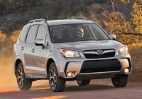 Subaru forester 2015 Unique 2014 Subaru forester Reviews Research forester Prices