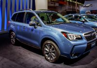 Subaru forester Awesome 2018 Subaru forester 50th Anniversary Edition