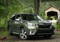 Subaru forester Awesome 2019 Subaru forester Improves Upon A Good Thing Consumer