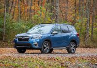 Subaru forester Awesome 2019 Subaru forester Prices and Expert Review the Car
