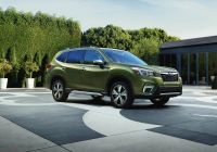 Subaru forester Awesome 2019 Subaru forester Ultra High Strength Steel Has Lots