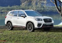 Subaru forester Awesome 2021 Subaru forester Update Adds 2 5i Sport Variant