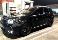 Subaru forester Awesome Lowered Subaru forester Xt