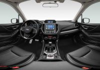 Subaru forester Beautiful All New 2020 Subaru forester Interior Features and Seating