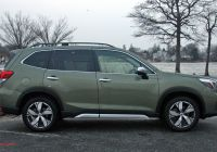 Subaru forester Best Of 2019 Subaru forester New Dad Review the Swiss Army Knife Of