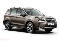 Subaru forester Best Of Subaru forester S A Tweak or Two for 2016