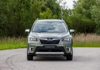 Subaru forester Best Of Subaru S All New forester E Boxer now Available In the