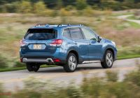 Subaru forester Elegant 2019 Subaru forester Suv Will Please Fans but We Have Gripes
