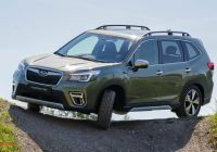 Subaru forester Elegant New Subaru forester Launched – and It S A Hybrid