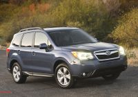 Subaru forester Fresh 2015 Subaru forester Prices and Expert Review the Car