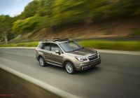 Subaru forester Fresh 2017 Subaru forester Fers Advanced Safety Features and