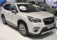 Subaru forester Inspirational is the 2020 Subaru forester Worth the $2 600 Upgrade Over
