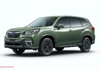 Subaru forester Inspirational Japan S Subaru forester X Edition Special Not Afraid to Get