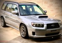 Subaru forester Inspirational Modified 2008 Subaru forester Sports 2 5 Xt 6 Speed for Sale
