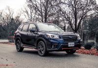 Subaru forester Lovely Review 2019 Subaru forester Sport