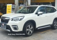 Subaru forester Lovely Spyshots 2019 Subaru forester Spotted In Malaysia 3