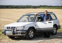 Subaru forester Lovely Subaru forester Driver Maxes Out Odometer at 1 Million