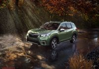 Subaru forester Luxury All New Subaru forester is Smarter and Recognizes Your Face