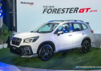 Subaru forester New 2020 Subaru forester Gt Edition now In Ph Costs PHP 2 12m
