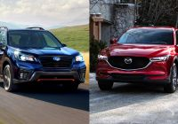 Subaru forester Vs Mazda Cx 5 Fresh Review Mazda Cx 5 Vs Subaru forester