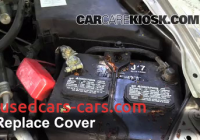 Subaru Outback Battery New Battery Replacement 2005 2009 Subaru Outback 2006