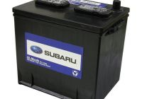 Subaru Outback Battery New Subaru Batteries for Sale and Battery Service Syracuse Ny