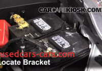 Subaru Outback Battery Unique Battery Replacement 2010 2014 Subaru Outback 2012