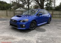 Subaru Wrx for Sale Lovely Used Car 2018 Blue Pearl Subaru Wrx Premium for Sale In