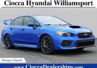 Subaru Wrx for Sale New Used 2019 Subaru Wrx for Sale In West Chester