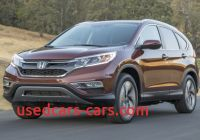 Suv L Awesome Used 2016 Honda Cr V Ex L Suv Review Ratings Edmunds